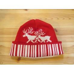 Rød Stockmann - 2 rensdyr