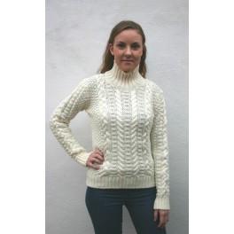 Irsk aran sweater