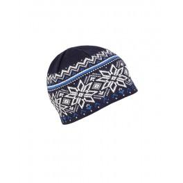 Holmenkollen hat - marine med cobaltblå