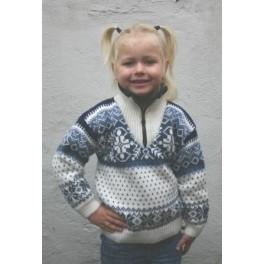 Norwool børnesweater