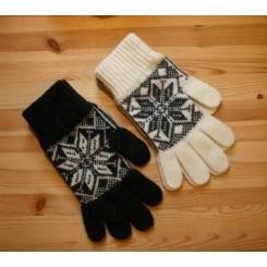 Islandsk handske til damer