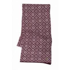 Elsie scarf - rumba red