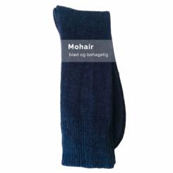 Mohair sokker/marine