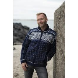 Gjestal windstopper jakke - marine