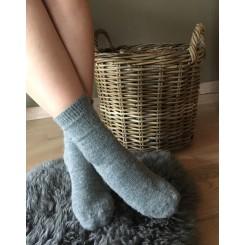 Alpaca sokker - 2 par/ass.