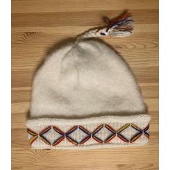 Hvid Kangos hat