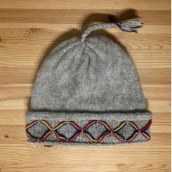 Lysegrå Kangos hat