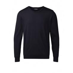 Milan sweater med rund hals