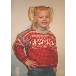 Rensdyr sweater